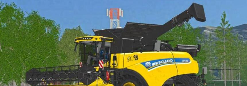 New Holland 7 meters header v1.0