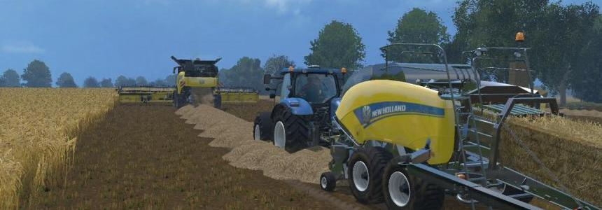 New Holland BB 1290 Attacher Beta v2.0