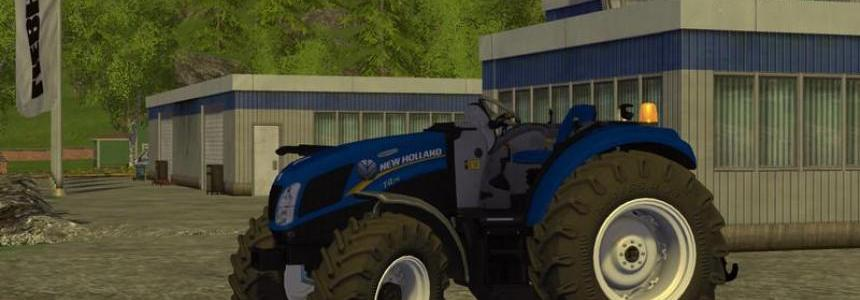 New Holland T4.75 Garden v1.0