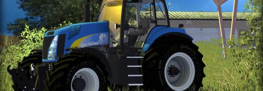 New Holland T8040 V4.1