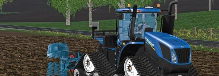New Holland T9 670 SmartTraxx v1.0