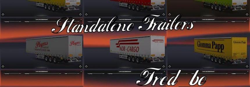 Norway Trailers Pack 1.16