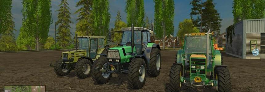 Older tractor tripple pack V1.0