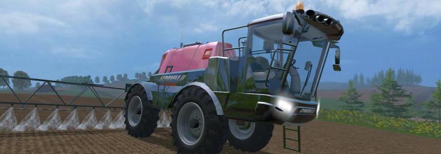 Ombu Fumigador Rural v2.0