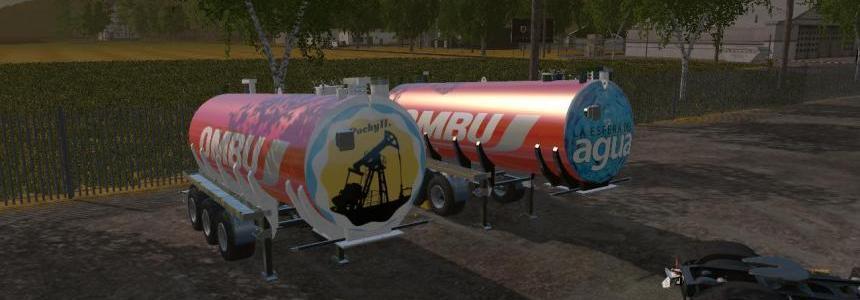 Ombu Tanque Sisterna Fuel v1.0