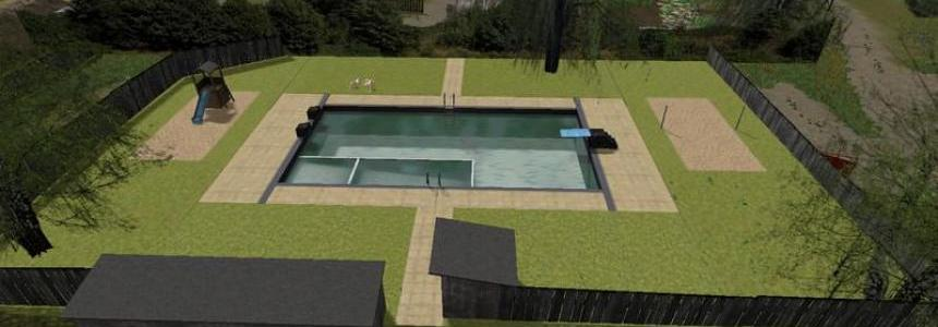 Outdoor pool v1.0