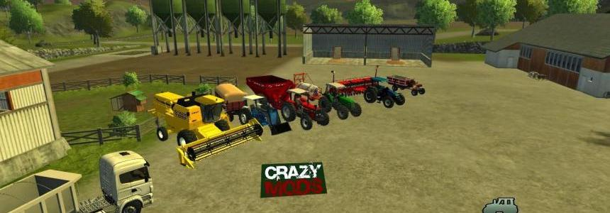 Pack - FS13 - Mods Series Brazilian