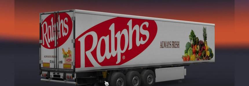 Ralph's Trailer skin v1