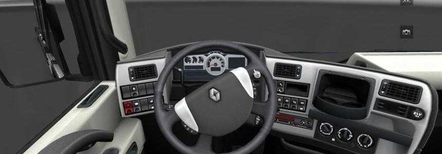 Renault Magnum New Dashboard Indicators