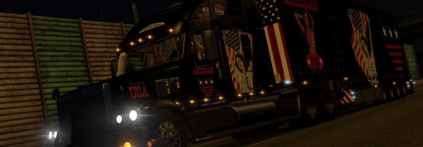Road Hunter USA Trailer Standalone