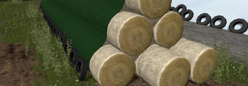 Round bale stack v0.4 BETA