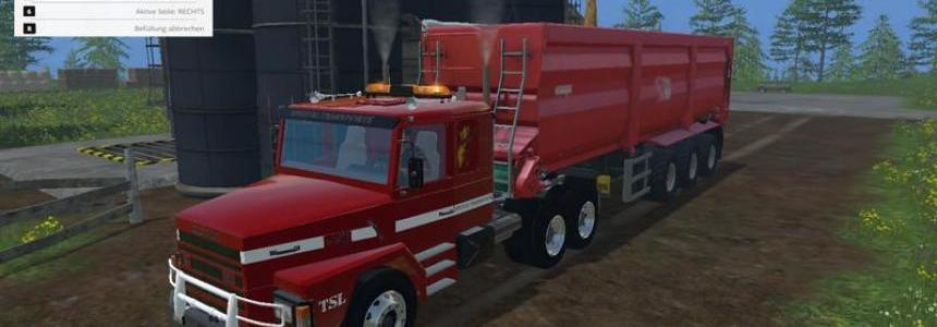 Scania 143H VariableBody v1.0 clean