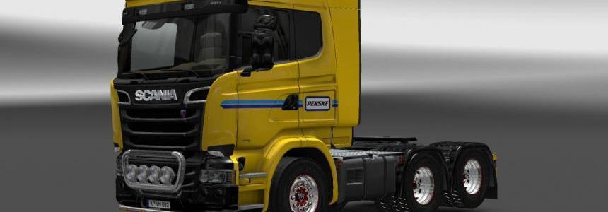 Scania Penske Skin 1.16