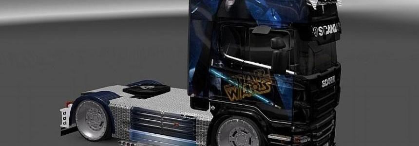 Scania R Star Wars Skin