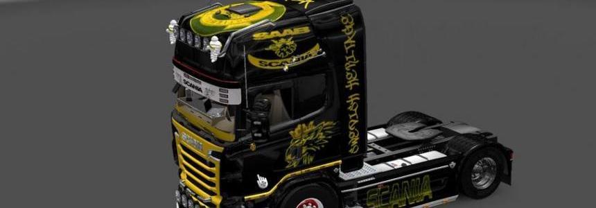 Scania R Vabis Skin