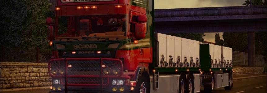 Scania R560 Donslund