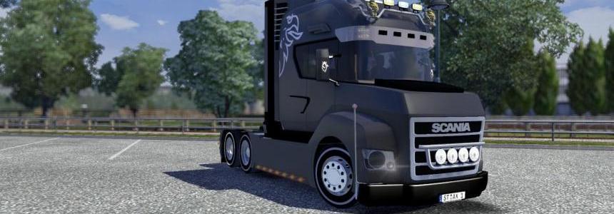 Scania Stax 1.16.x