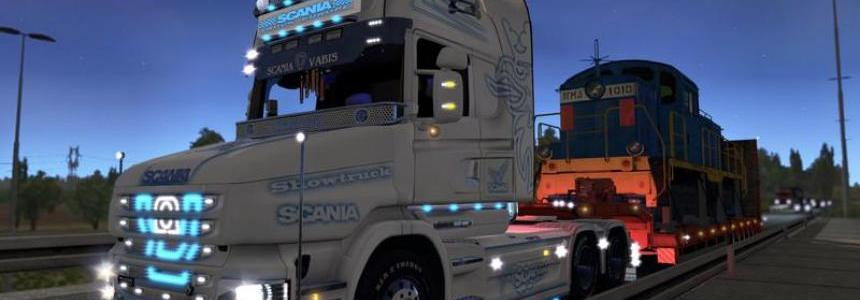 Scania T Cab Pack v1.0