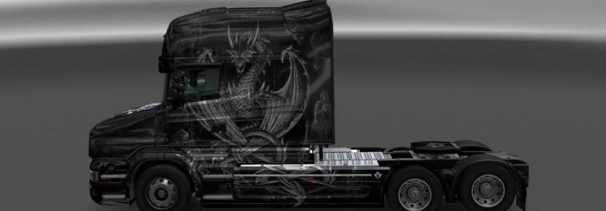 Scania T Silver Dragon v1.0
