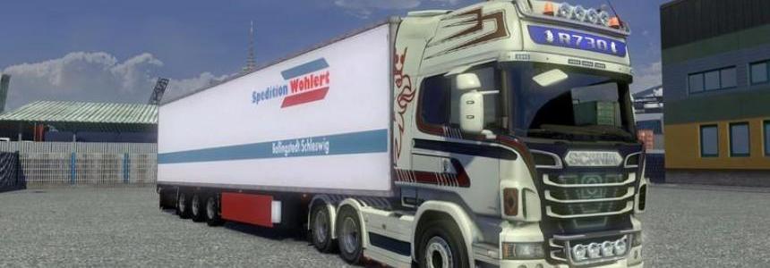 Scania Vabis skin v1.0