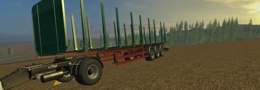 Schmitz timber semi-trailers v1.0