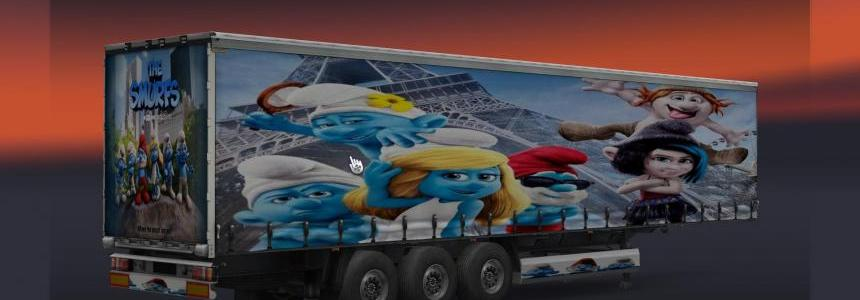Smurfs Trailer v1
