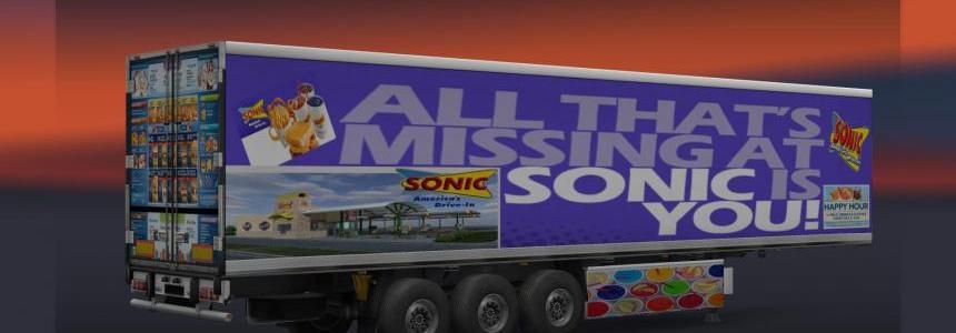 Sonic Restaurant Trailer v1