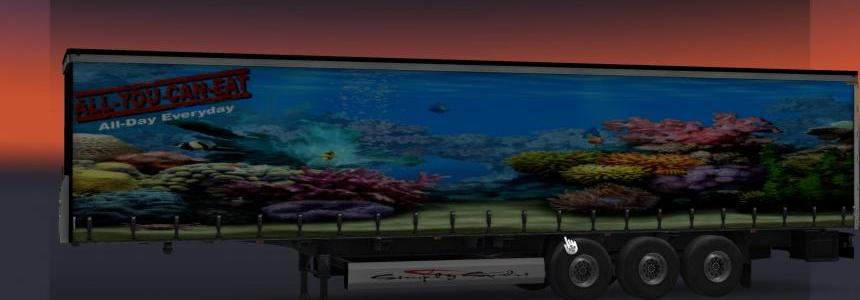 Sushi Trailer skin v1