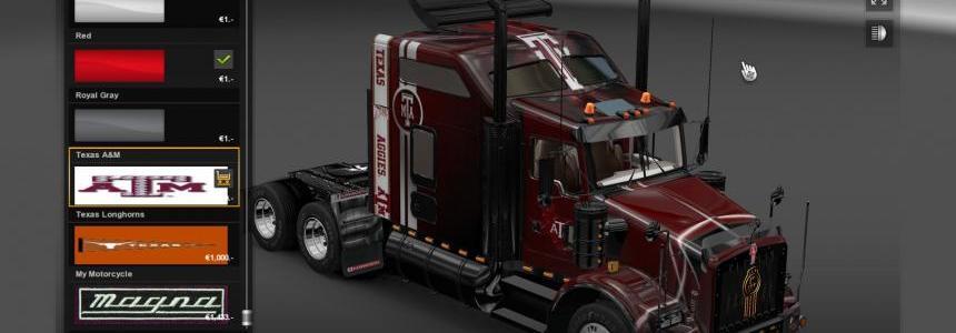 Texas A&M Truck v1