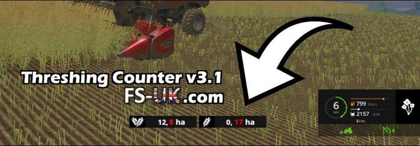 Threshing Counter v3.1