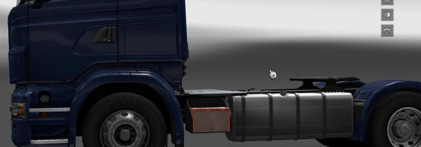 Toolbox for Scania R