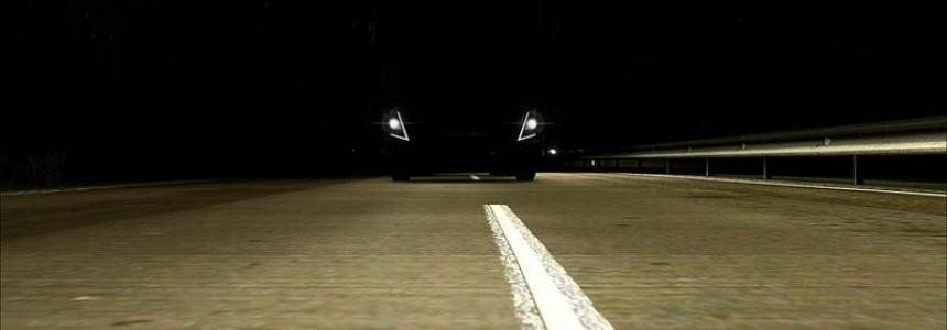 TRUE Lights AI cars and Environment v6