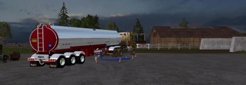 US Water Trailer V1