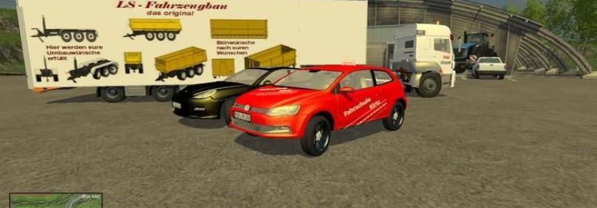 Volkswagen Polo GTI Fahrschule v1.0