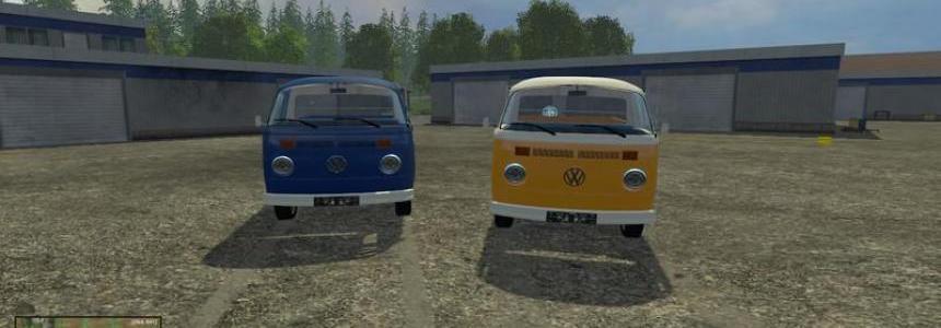 Volkswagen Transporter T2b v1.1