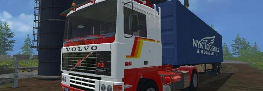 Volvo F12 NYK Pack Trailer v1.0 clean