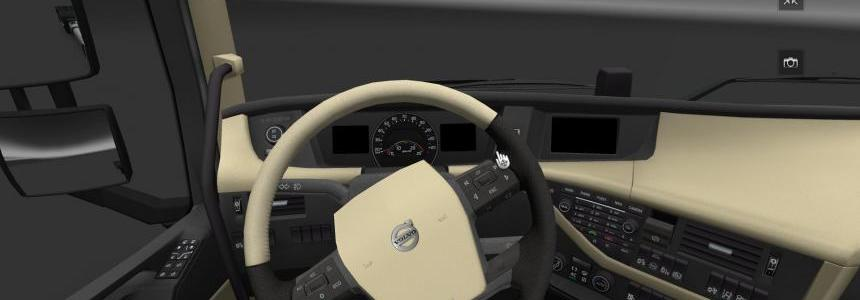 Volvo FH 2012 New Dashboard Indicators