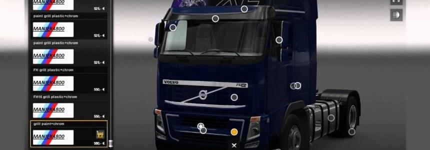 Volvo FH revised v1.16