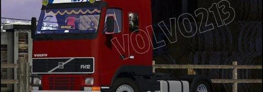 Volvo FH12 edit volvo213