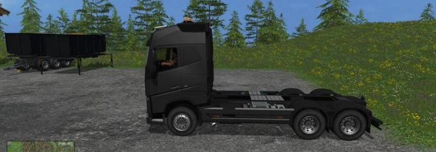 Volvo FH16 750 Frame v1.1