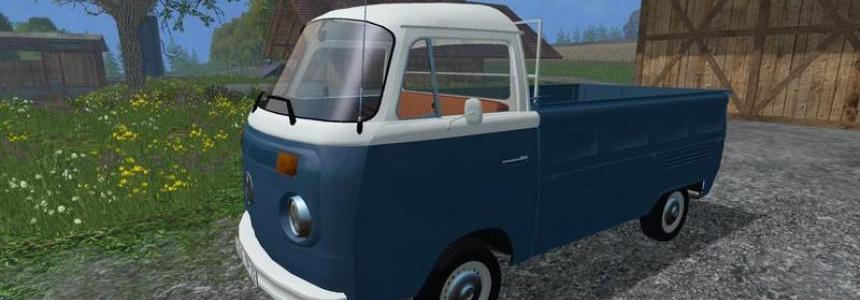VW transporter T2b v1.1