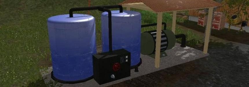 Waterstation v1.0