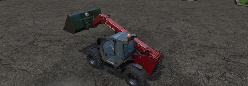 Weidemann Multi Shovel v1.5