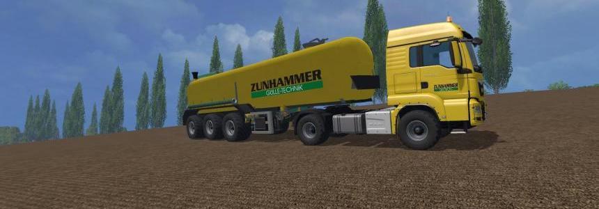 Zunhmmer Tanker Shuttle v1.0