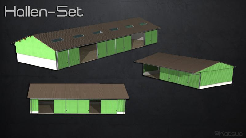Hallen Set v1.0.0 - Modhub.us