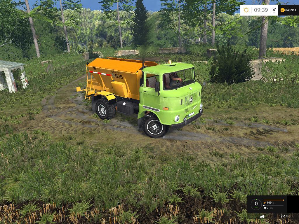 Mack Truck Fertilizer : Ifa w fertilizer v modhub