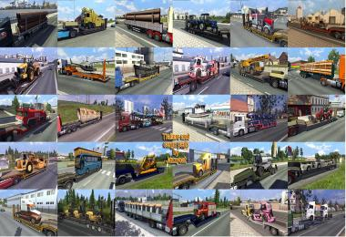 Trailers and Cargo Pack by Jazzycat v3.2