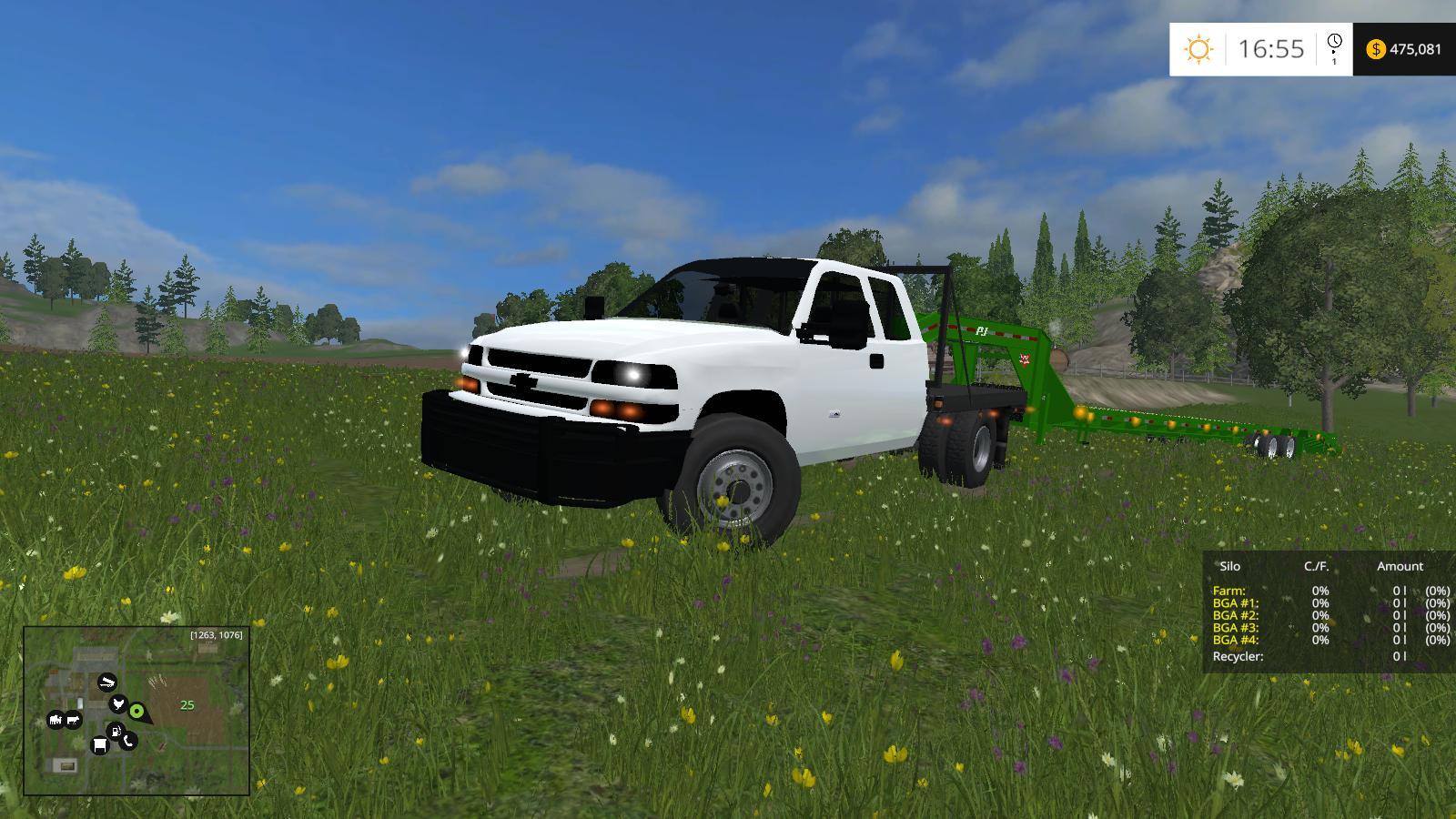 Chevy Flatbed Duramax Revision V1 Modhubus