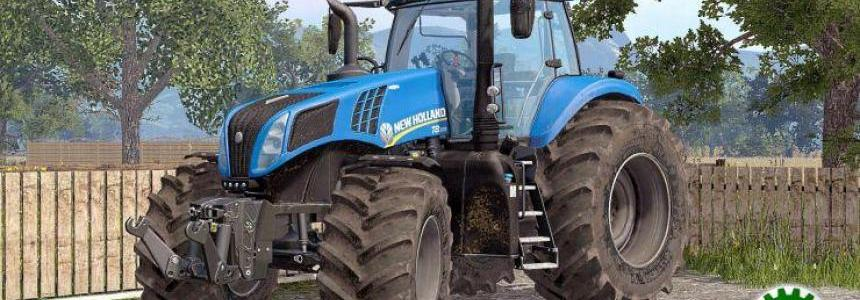 New Holland T8.320 v1.0