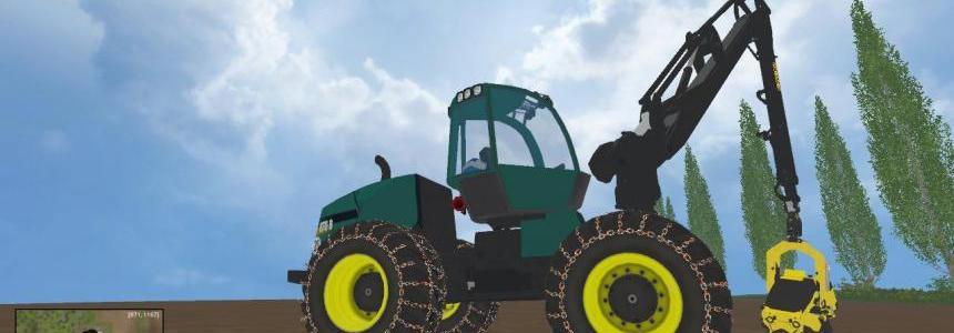 Timberjack 870B 1999 v1.2